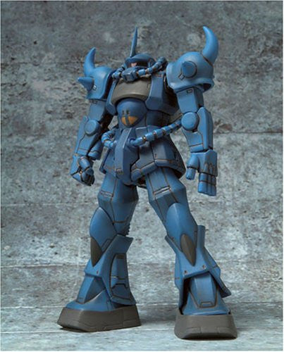 Image 2 for Kidou Senshi Gundam - MS-07B Gouf - Extended Mobile Suit in Action!! (Bandai)