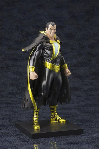 Image 3 for DC Universe - Justice League - Black Adam - DC Comics New 52 ARTFX+ - 1/10 (Kotobukiya)