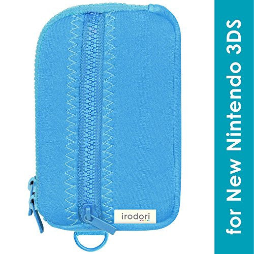 Image 2 for Cushion Pouch for New 3DS (Blue)