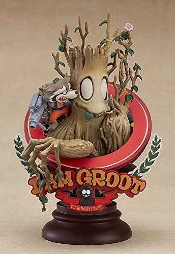 Image 7 for Guardians of the Galaxy - Groot - Rocket Raccoon - Superlog ver.