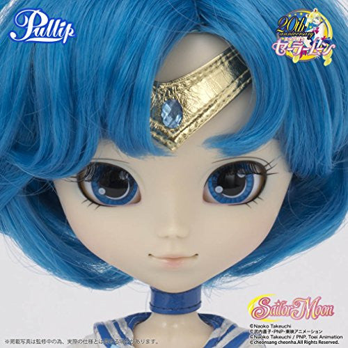 Image 3 for Bishoujo Senshi Sailor Moon - Sailor Mercury - Pullip P-136 - Pullip (Line) - 1/6 (Groove)