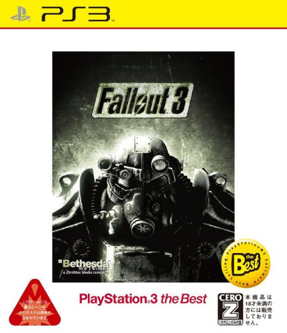 Image for Fallout 3 (PlayStation3 the Best)