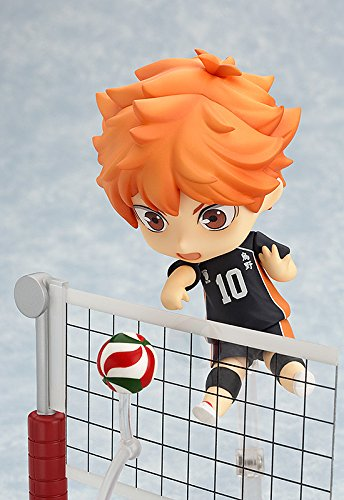 Image 5 for Haikyuu!! - Hinata Shouyou - Nendoroid #461 (Good Smile Company)