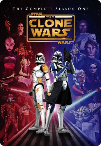 Image 2 for Star Wars: The Clone Wars First Season [Limited Edition]