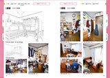 Thumbnail 6 for Digital Scenery Catalogue - Manga Drawing - Buildings and Rooms - Incl. CD