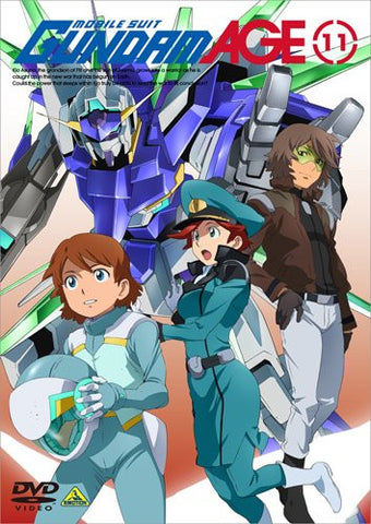 Image for Mobile Suit Gundam Age Vol.11
