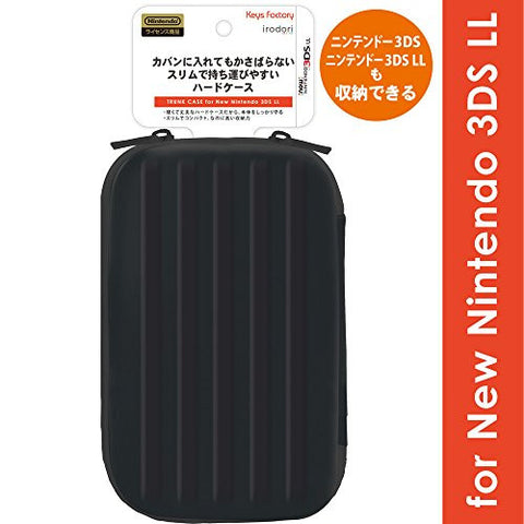 Image for Trunk Case for New 3DS LL (Black)