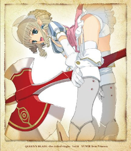 Image 2 for Queen's Blade Ruro No Senshi Vol.6