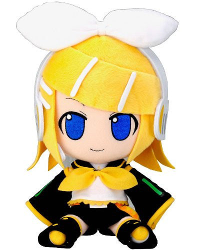 Image 1 for Vocaloid - Kagamine Rin - Nendoroid Plus #04 (Gift)