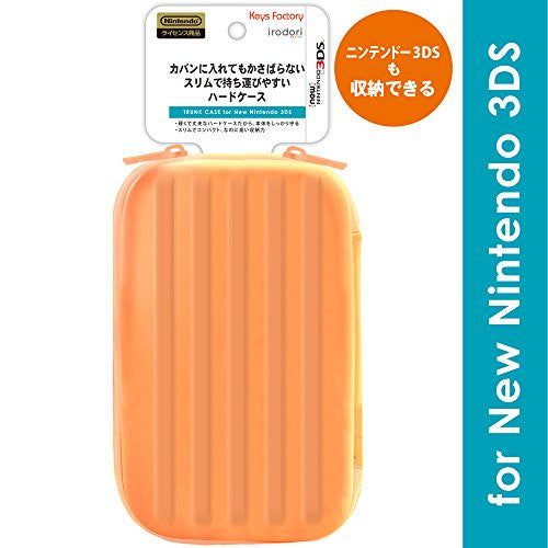 Image 1 for Trunk Case for New 3DS (Orange)