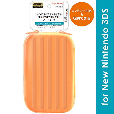 Image for Trunk Case for New 3DS (Orange)