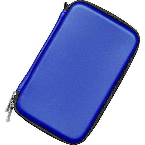 Image 3 for Semi Hard Case Slim for New 3DS LL (Navy)