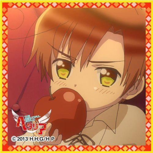 Hetalia The Beautiful World - Spain - Southern Italy (Romano) - Mini Towel - Multi-Cloth Set (Broccoli)