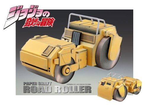 Image 4 for Jojo no Kimyou na Bouken - Stardust Crusaders - Super Action Statue - Road Roller (Medicos Entertainment)