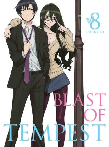 Image 1 for Zetsuen No Tempest / Blast Of Tempest Vol.8 [Blu-ray+CD Limited Edition]