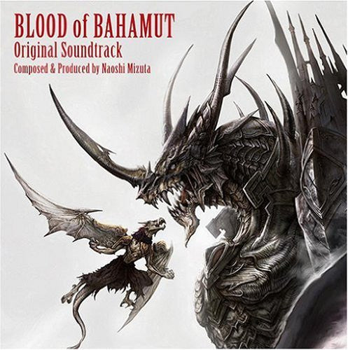 Image 1 for BLOOD of BAHAMUT Original Soundtrack