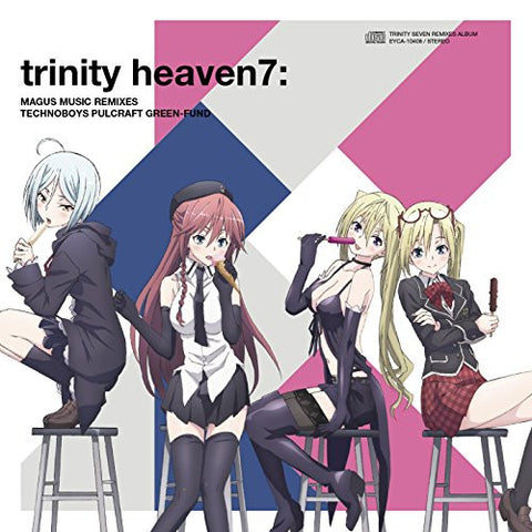 Image for trinity heaven7: MAGUS MUSIC REMIXES