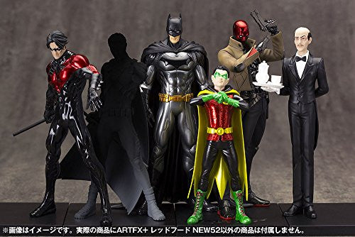 Batman - Red Hood - ARTFX+ - DC Comics New 52 ARTFX+ - 1/10 (Kotobukiya)