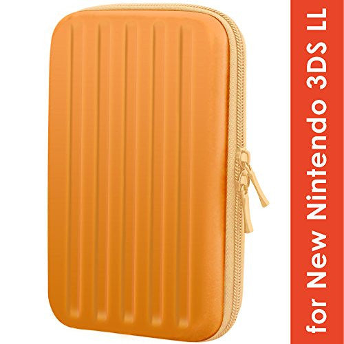 Image 2 for Trunk Case for New 3DS LL (Orange)
