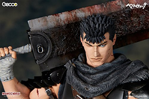 Image 10 for Berserk - Guts - 1/6 - Lost Children Chapter, The Black Swordsman Ver. (Gecco, Mamegyorai)