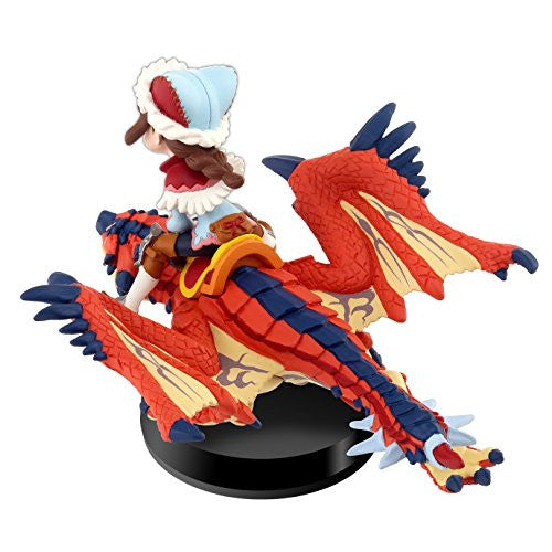 Image 2 for Monster Hunter Stories - Liolaeus - Rider - Amiibo - Girl (Capcom)