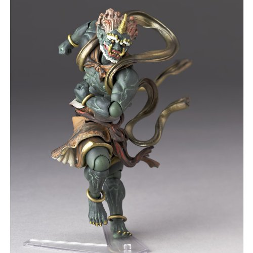 Image 9 for Original Character - KT Project KT-EX04 - Revoltech - Revoltech Takeya #09 - Fuujin (Kaiyodo)