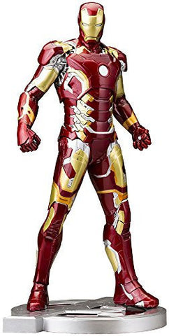 Image for Avengers: Age of Ultron - Iron Man Mark XLIII - ARTFX Statue - 1/6 (Kotobukiya)
