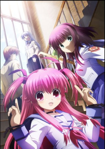 Image for Angel Beats Vol.4