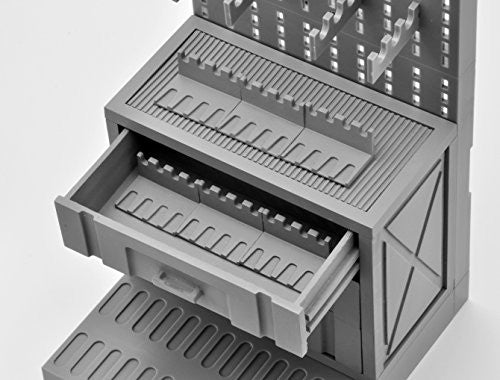 Image 9 for Little Armory LD006 - Gun Rack B - 1/12 (Tomytec)