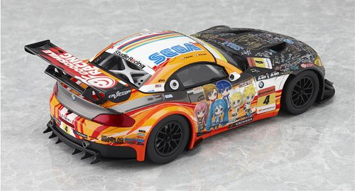 Image 3 for GOOD SMILE Racing - Project Mirai - Vocaloid - Hatsune Miku - Itasha - Project Mirai BMW 2012 - 1/32 - Second Leg Fuji ver. (Good Smile Company)
