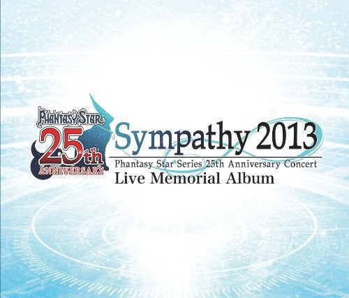 Image 1 for Phantasy Star Series 25th Anniversary Concert Sympathy 2013 Live Memorial Album