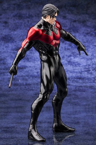 Image 5 for Justice League - Nightwing - DC Comics New 52 ARTFX+ - 1/10 (Atelier Bamboo, Kotobukiya)