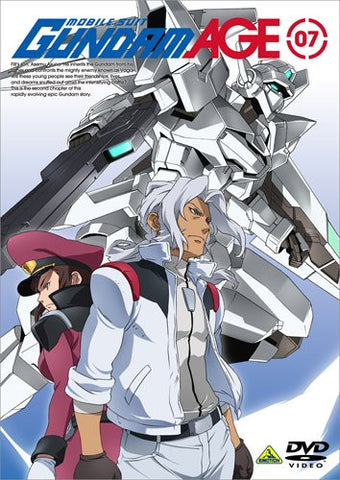 Image for Mobile Suits Gundam Age Vol.7