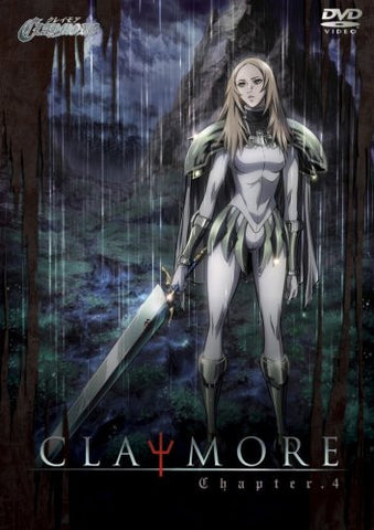 Image for Claymore Chapter.4