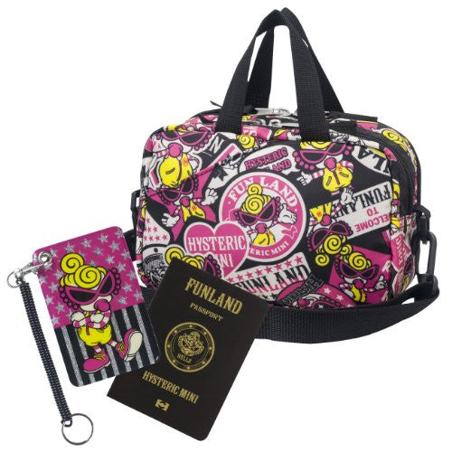 Image 2 for Hysteric Mini Funland   Book Plus Bag And Case