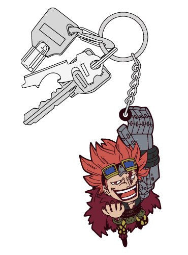 Image 3 for One Piece - Eustass Kid - Keyholder - Rubber Strap - Tsumamare (Cospa)
