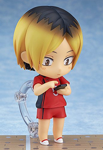 Image 3 for Haikyuu!! - Kozume Kenma - Nendoroid #605 (Orange Rouge)