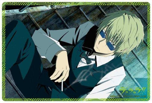 Image 1 for Durarara!! - Heiwajima Shizuo - Mousepad - Large Format Mousepad (Broccoli)