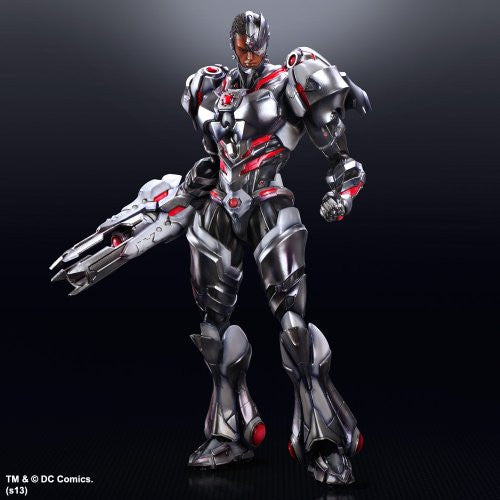 Image 3 for DC Universe - Cyborg - Play Arts Kai - Variant Play Arts Kai - Variant (Square Enix)