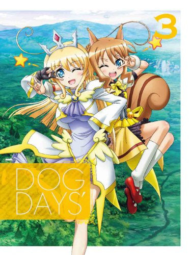Image 1 for Dog Days' 3 [Blu-ray+CD Limited Edition]