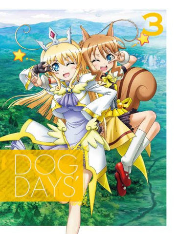 Image for Dog Days' 3 [Blu-ray+CD Limited Edition]