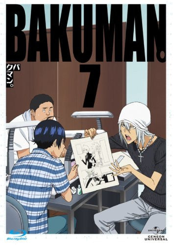Image 1 for Bakuman 7 [Blu-ray+CD Limited Edition]