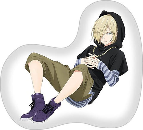 Yuri on Ice - Hito wo dame ni suru Series - Plisetsky Yuri - Pillow