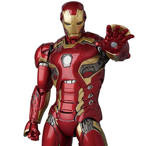 Image 2 for Avengers: Age of Ultron - Iron Man Mark XLV - Mafex No.022 (Medicom Toy)