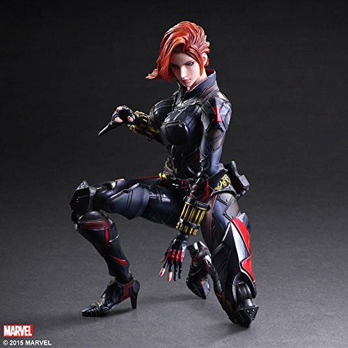 Image 4 for Avengers - Black Widow - Play Arts Kai (Square Enix)