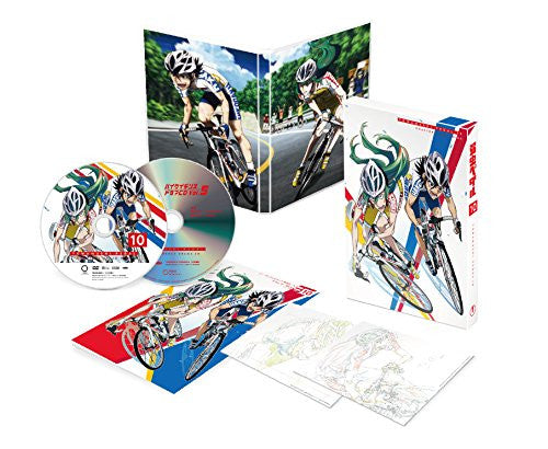 Image 2 for Yowamushi Pedal Vol.10
