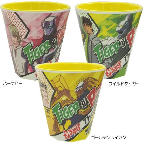 Image 2 for Gekijouban Tiger & Bunny -The Rising- - Kaburagi T. Kotetsu - Cup - Melamine Cup (Hasepro)
