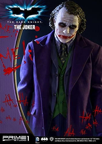 Image 9 for The Dark Knight - Joker - High Definition Museum Masterline Series HDMMDC-01 - 1/2 (Prime 1 Studio)
