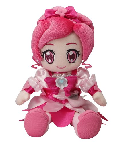 Image 1 for Heartcatch Precure! - Cure Blossom - Funwari Cure Friends (Bandai)