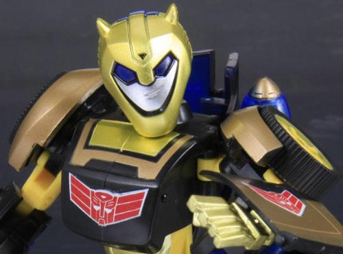 Transformers Animated - Bumble - TA31 - Elite Guard Bumblebee (Takara Tomy)